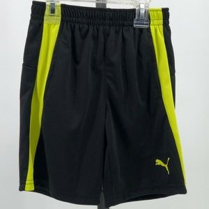 Boys Size 6 Puma Athletic Shorts NWT